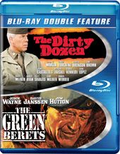 The Dirty Dozen / The Green Berets (Blu-ray)