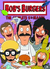 Bob's Burgers - Complete 5th Season (3-Disc)