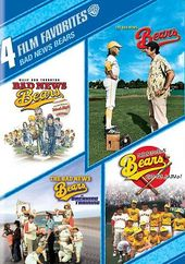 4 Film Favorites: Bad News Bears (4-DVD)