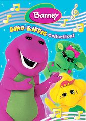 Barney - The Dino-riffic Collection! (3-DVD)