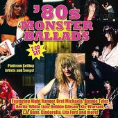 '80s Monster Ballads (2-CD)