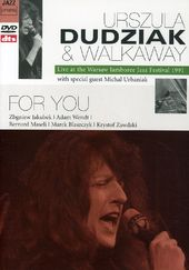 Ursula Dudziak & Walkway: Live at the Warsaw