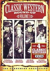 Classic Western Round-Up, Volume 1 (The Texas