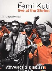 Femi Kuti - Femi Kuti: Live At The Shrine (2-DVD)