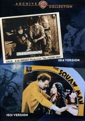 The Squaw Man Double Feature (1914 & 1931) (Full
