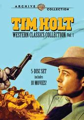 Tim Holt Western Classics Collection, Volume 1