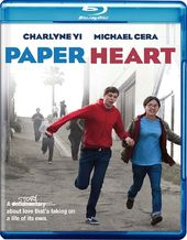 Paper Heart (Blu-ray, Special Edition, Includes
