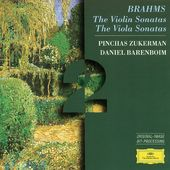 The Violin Sonatas & Viola Sonatas (2 CD)