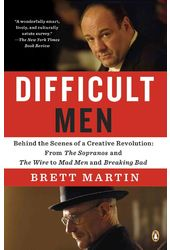 Difficult Men: Behind the Scenes of a Creative