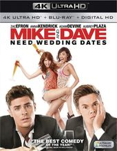 Mike and Dave Need Wedding Dates (4K Ultra HD