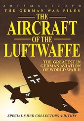 WWII - Aviation: Aircraft of the Luftwaffe (8-DVD)