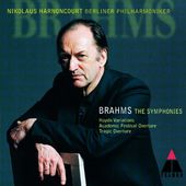 Brahms: The Symphonies - Haydn Variations /