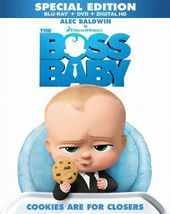 The Boss Baby (Blu-ray + DVD)