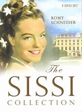 The Sissi Collection (5-DVD)
