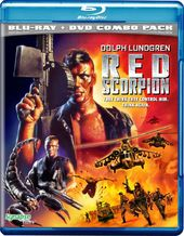 Red Scorpion (Blu-Ray + DVD)