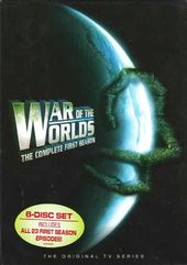 War of the Worlds - Complete 1st Season (6-DVD)