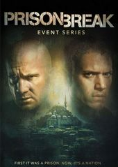Prison Break - Event Series (3-DVD)