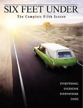Six Feet Under - Complete 5th Season (5-DVD)