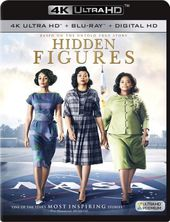 Hidden Figures (Includes Digital Copy, 4K Ultra