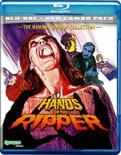 Hands of the Ripper (Blu-ray + DVD)