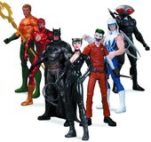 DC Comics - Superheroes vs Villains Action Figure