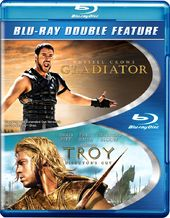 Gladiator / Troy (Blu-ray)