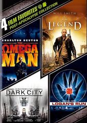 4 Film Favorites: Post-Apocalypse Collection (The