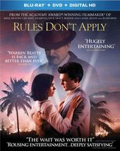 Rules Don't Apply (Blu-ray + DVD)