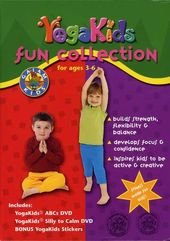 Gaiam Kids: Yogakids Fun Collection