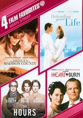Meryl Streep: 4 Film Favorites (The Bridges of