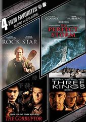 Mark Wahlberg: 4 Film Favorites (Rock Star / The