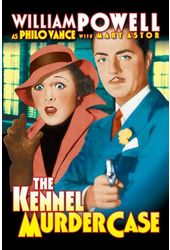 "Kennel Murder Case - Large Poster (17 3/8"" x 26"")"