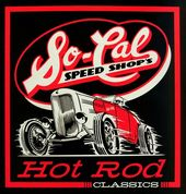 So-Cal Speed Shop's Hot Rod Classics (4-CD)