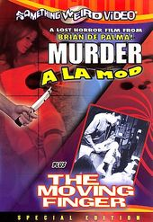Murder A La Mod / The Moving Finger