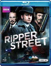Ripper Street - Season 1 (Blu-ray)