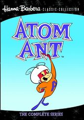 Atom Ant - Complete Series (3-Disc)