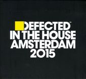 Defected in the House: Amsterdam 2015 (3-CD)