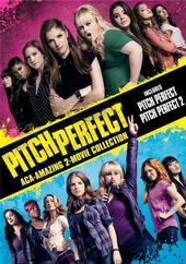 Pitch Perfect Aca-Amazing Collection (2-DVD)