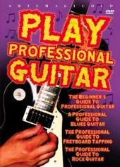 Guitar - Play Professional Guitar Box Set (4-DVD)