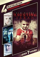 4-Film Collection: Paranormal Thrillers (Haunting