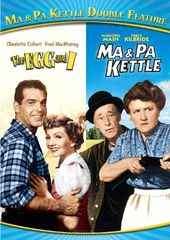 Ma & Pa Kettle Double Feature - The Egg and I /