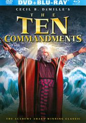 The Ten Commandments (Blu-ray + DVD)