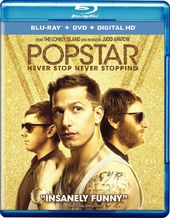 Popstar: Never Stop Never Stopping (Blu-ray + DVD)