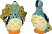 Peacock - Salt & Pepper Shaker Set