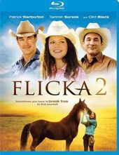 Flicka 2 (Blu-ray)