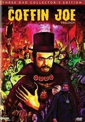 The Coffin Joe Trilogy (3-DVD)