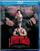 Showdown in Little Tokyo (Blu-ray)