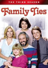Family Ties - Complete 3rd Season (4-DVD)