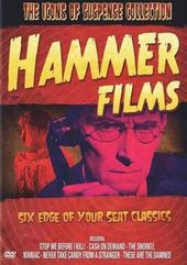 Hammer Films: Icons of Suspense Collection (3-DVD)