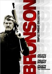 Bronson Triple Threat Collection (Death Wish 2 /